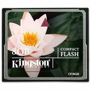 8gb Compact Flash Cf Card / Mfr. No.: Cf/8gb