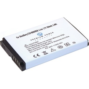 Battery F/Blackberry 8800/Curve 8350i / Mfr. No.: Bat-11005-001