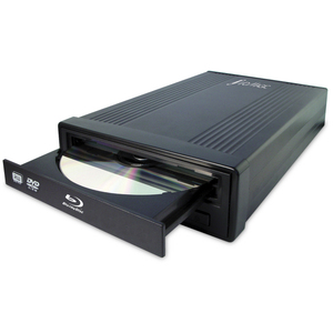 External 14x Blu-Ray Writer USB 2.0 14x Bd-R/Re DVD/Cd-Rw / Mfr. No.: Ibd1e