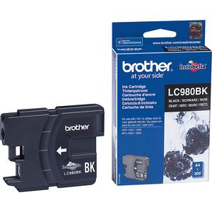 Encre Brother Noire LC-980BK - LC980BK