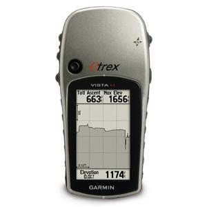 Garmin GPS, ETREX VISTA H, AMERICAS, HIGH 010-00780-00
