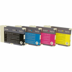 Epson Ink Cartridge For B300/B500 Yellow Ink High Capac / Mfr. no.: T617400
