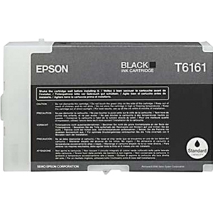 Epson Ink Cartridge For B300/B500 Black Ink / Mfr. No.: T616100