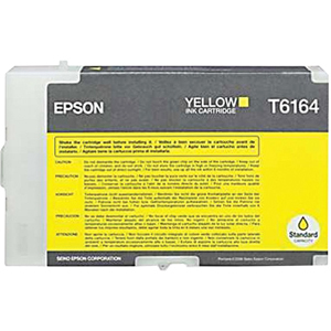 Epson Ink Cartridge For B300/B500 Yellow Ink / Mfr. No.: T616400