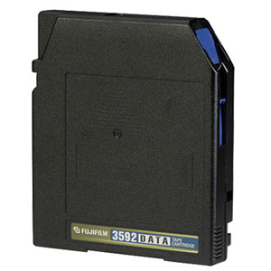 Fujifilm 3592 JA Labeled and Initialized Data Cartridge