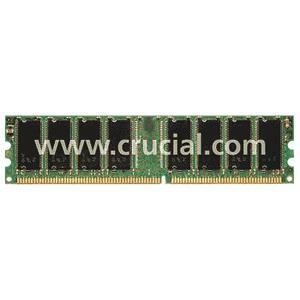 Micron 2GB DDR SDRAM Memory Module