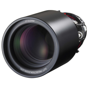 Power Zoom Lens 5.5-8.9 For Pt-Dw5100u/Dw5100ul/D5700u/D570 / Mfr. no.: ETDLE450
