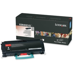 High Yield Print Cartridge X264 X363 X364 / Mfr. No.: X264h21g