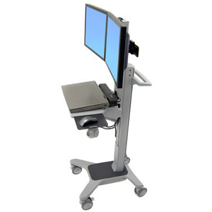 Nf Dual Wideview Workspace / Mfr. no.: 24-194-055