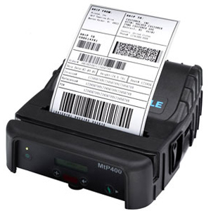 Printek MtP400 Network Thermal Mobile Printer