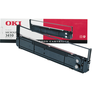 Ruban OKI Noir pour ML3410 - 09002308