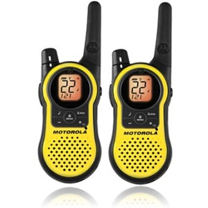 Mh230r Talkabout 2-Way Radios 23 Miles Yellow Nimh Charger / Mfr. No.: Mh230r
