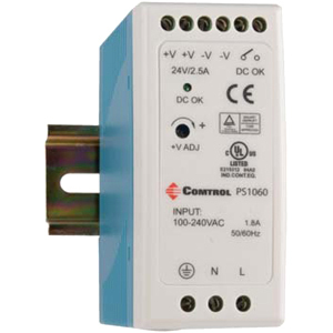 Ps1060 Power Supply Din Rail Class I Switching Power Supply / Mfr. No.: 32101-9