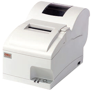 Oki OP441J POS Dot Matrix Printer
