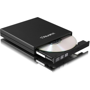 External Slim 8x DVD USB 2.0 Burner W/ Nero Tray Load / Mfr. No.: Aeod100f