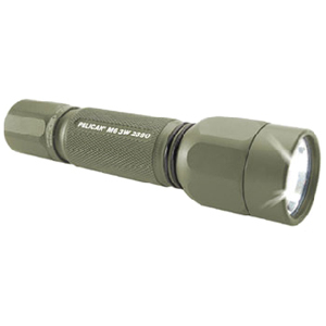 2390 M6 Tactical LED Flashlight Black / Mfr. No.: 2390-000-110
