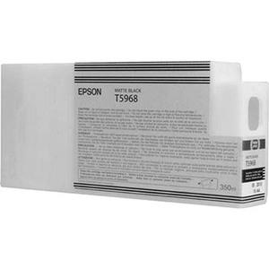 Encre Epson Noir Mat C13T596800 pour Stylus Pro 7890, Pro 7900, Pro 9890, Pro - T596800