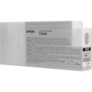 Encre Epson  - Gris Clair - 350 ml pour Stylus Pro 7890, Pro 7900, Pro 9890, Pro 9900 - T596900