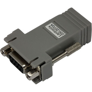 RJ45 To Db9f Dce Adapter For Ets Scsxx00 Scsxx05 / Mfr. No.: 200.2070a