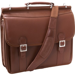 Mcklein Halsted Brown Double Compartment / Mfr. No.: 80334
