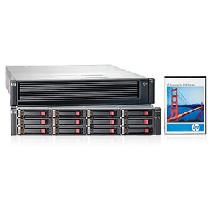 HP AJ695B StorageWorks EVA4400 Hard Drive Array with Embedded Switch