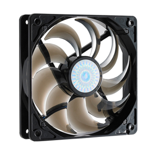 Long Life Black Fan High Performance 50000 Hours / Mfr. no.: R4-C2R-20AC-GP