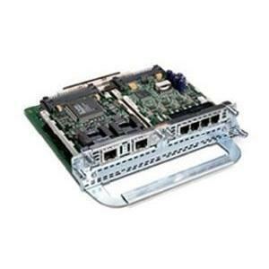 CISCO VIC-4FXS/DID 4-Port High-Density FXS/DID Analog Voice Interface Card