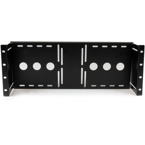 LCD Monitor Mounting 17/19in Bracket For 19in Racks Cabinets / Mfr. No.: RkLCDbk