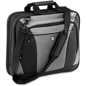 Citylite Black/Grey Nylon Notebook Case 16in / Mfr. No.: Tbt050us