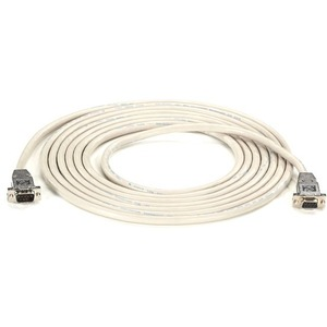 Black Box Serial Null-Modem Cable
