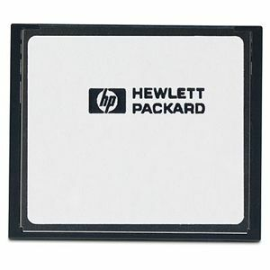 HP Bar Code Card CF Printing Solution