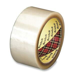 Scotch® 3710 Shipping Tape 48 mm x 50 m Clear
