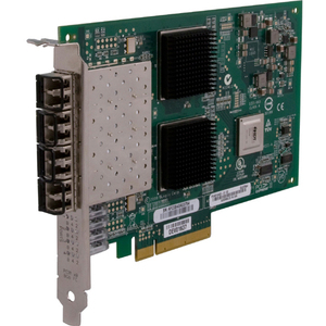 8gb Quad Port Fc Hba PCIe8 Lc Multimode Optic / Mfr. No.: Qle2564-Ck