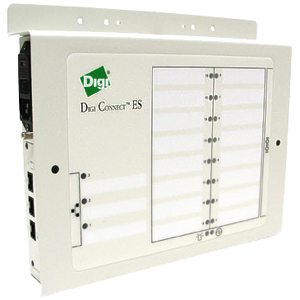 Digi Connect ES 8 Serial Server with Ethernet Switch