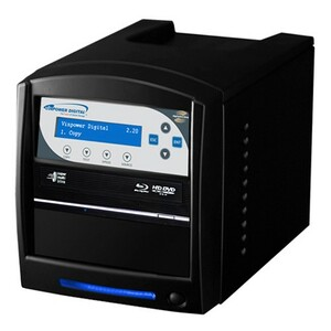 Vinpower 1:1 Sharknet Blu-Ray/DVD/Cd Networkable Duplicator / Mfr. No.: SHARKNET-1T-BD-BK