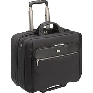 Laptop Rolling Case Black Security Friendly 17in / Mfr. No.: Clrs-117black