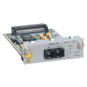 Allied Telesis AT-A41/SC 100Base-FX Uplink Module