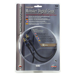 Monster Cable Digital Coaxial Cable