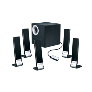 Genius GHT502 Home Theater Speaker System