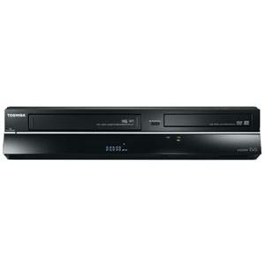 Toshiba D-VRI9DT DVD/VCR Combo