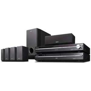 Sony HTD-870RSS Home Theater System