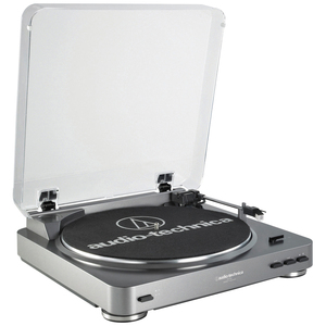 A-T Lp To Dig Turntable W/USB Automatic Belt Drive / Mfr. No.: At-Lp60-USB