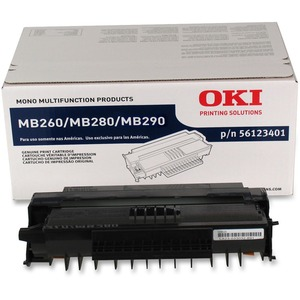 Black Toner Cart For Mb260/280 Mfp Series Only 3k Page Yield / Mfr. no.: 56123401