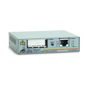 Allied Telesis AT-MC1008/GB Gigabit Ethernet Media Converter