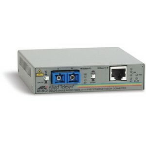 Allied Telesis AT-MC103LH Fast Ethernet Media Converter
