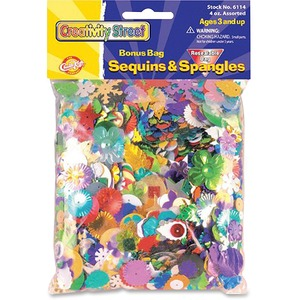 Creativity Street® Sequins and Spangles