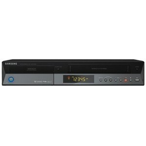 Samsung DVD-VR350 DVD/VCR Combo