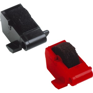 Dataproducts® Ink Roller (Sharp EL2192C) Black & Red 2/pkg