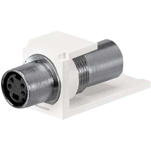 Panduit Mini-Com CMSVCIWY Audio/Video Connector