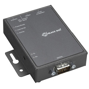 Black Box Fast Ethernet Terminal Server